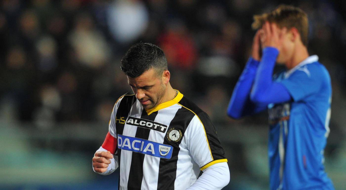 Di Natale spiega i suoi forfait contro il Napoli