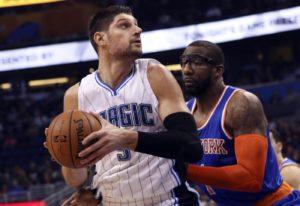 NBA – Infortunio Nikola Vucevic, problema alla caviglia per