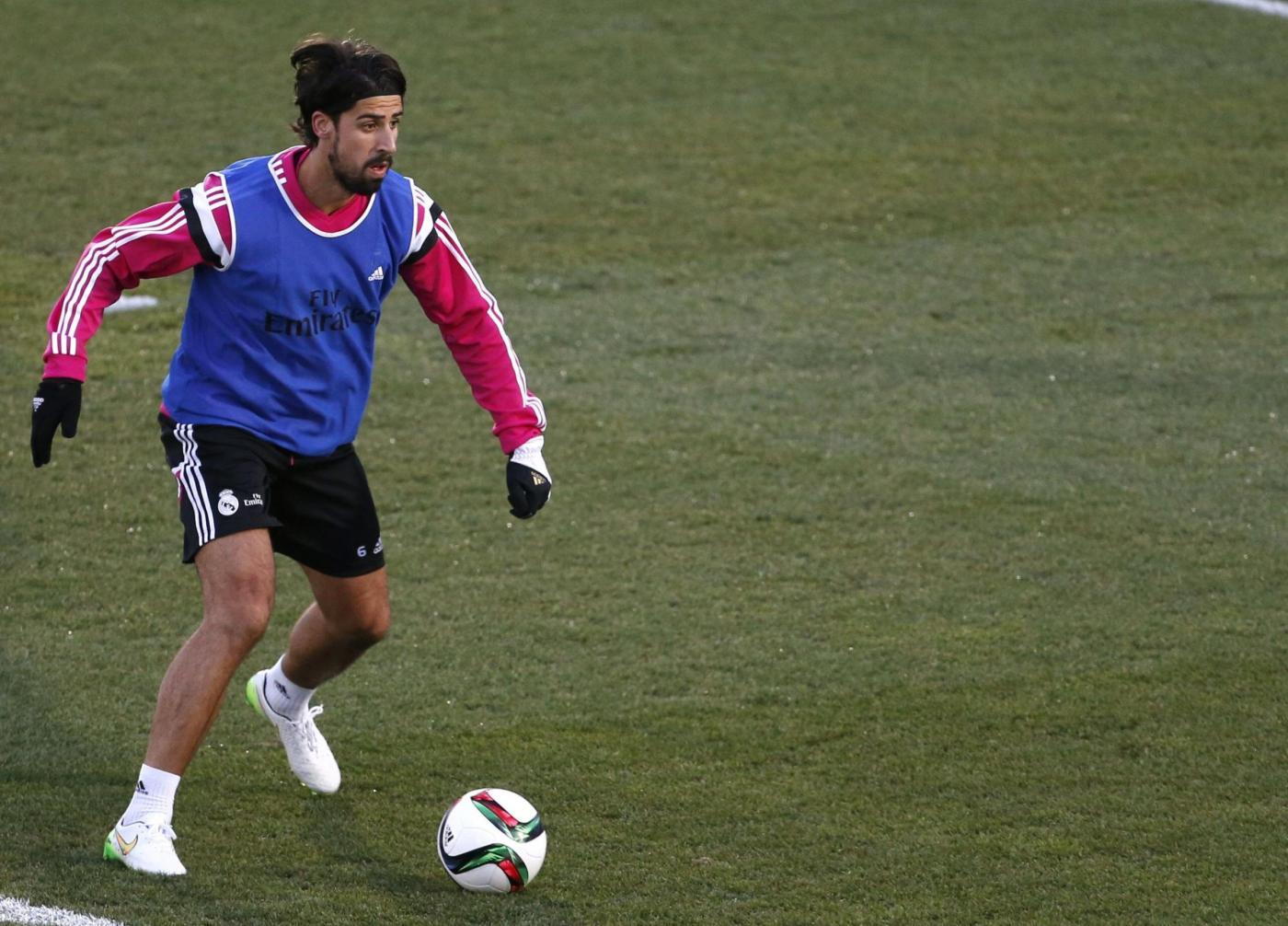Juventus, Khedira: Derby intenso, giocato bene contro Toro tosto