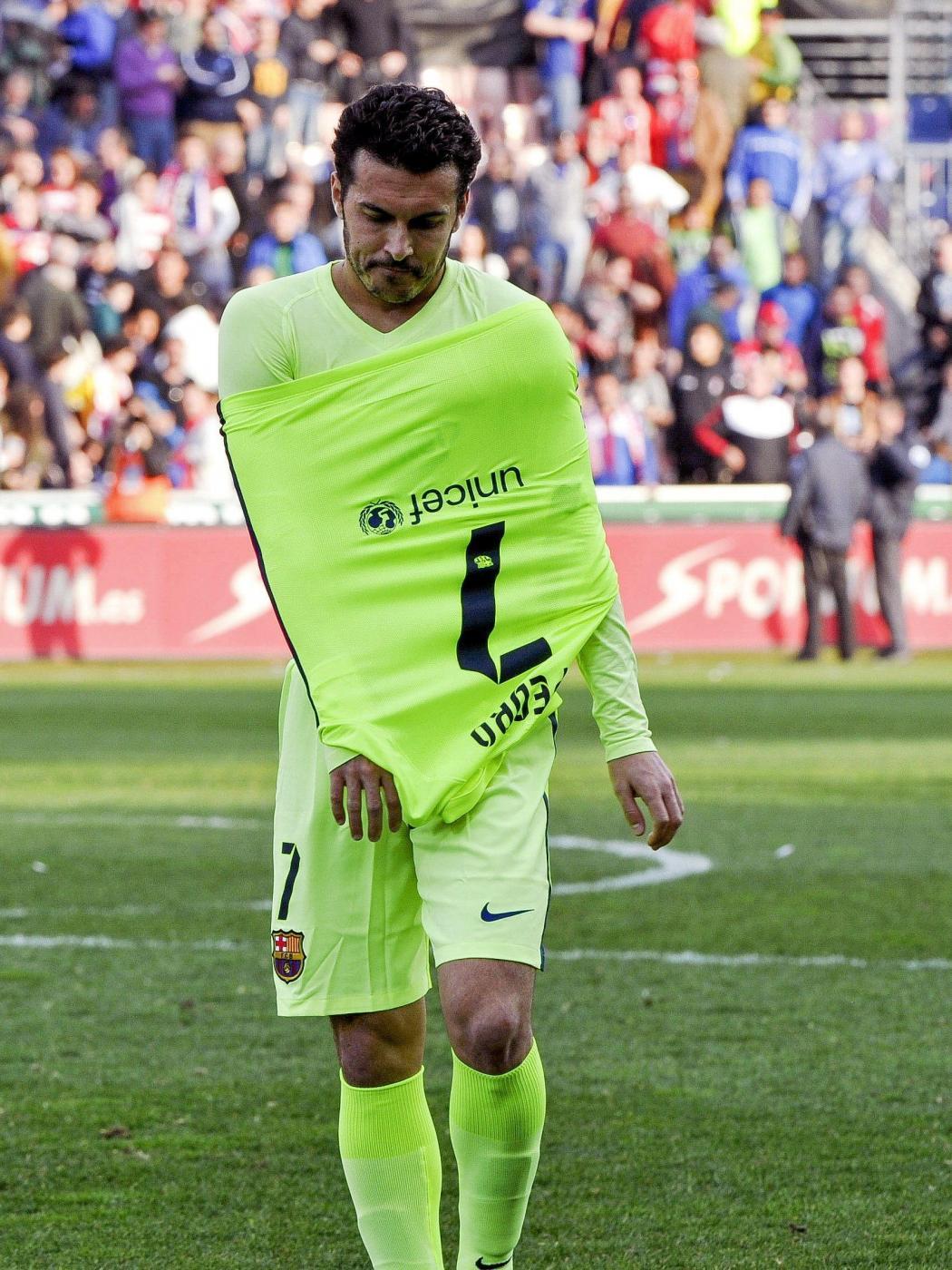 Granada vs. Barcellona – Liga 2014/2015