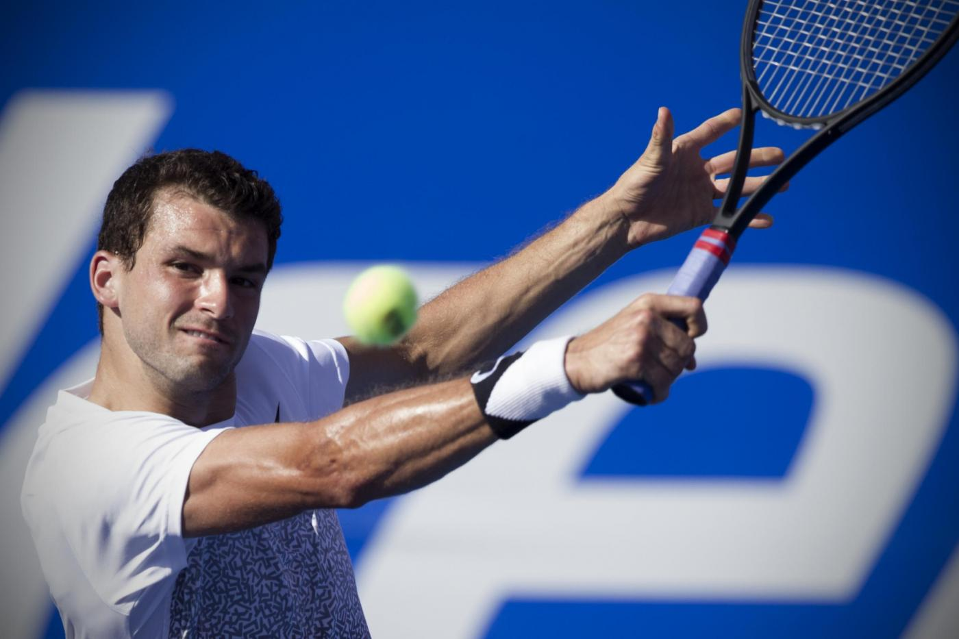 Circuito Wta : Tennis dimitrov ammette quot sharapova squalifica giusta