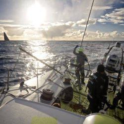 March 26, 2015. Leg 5 to Itajai onboard Team Brunel. Day 8.