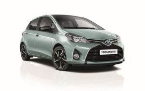 Toyota: arriva Yaris Hybrid by Glamour, pensata per donne