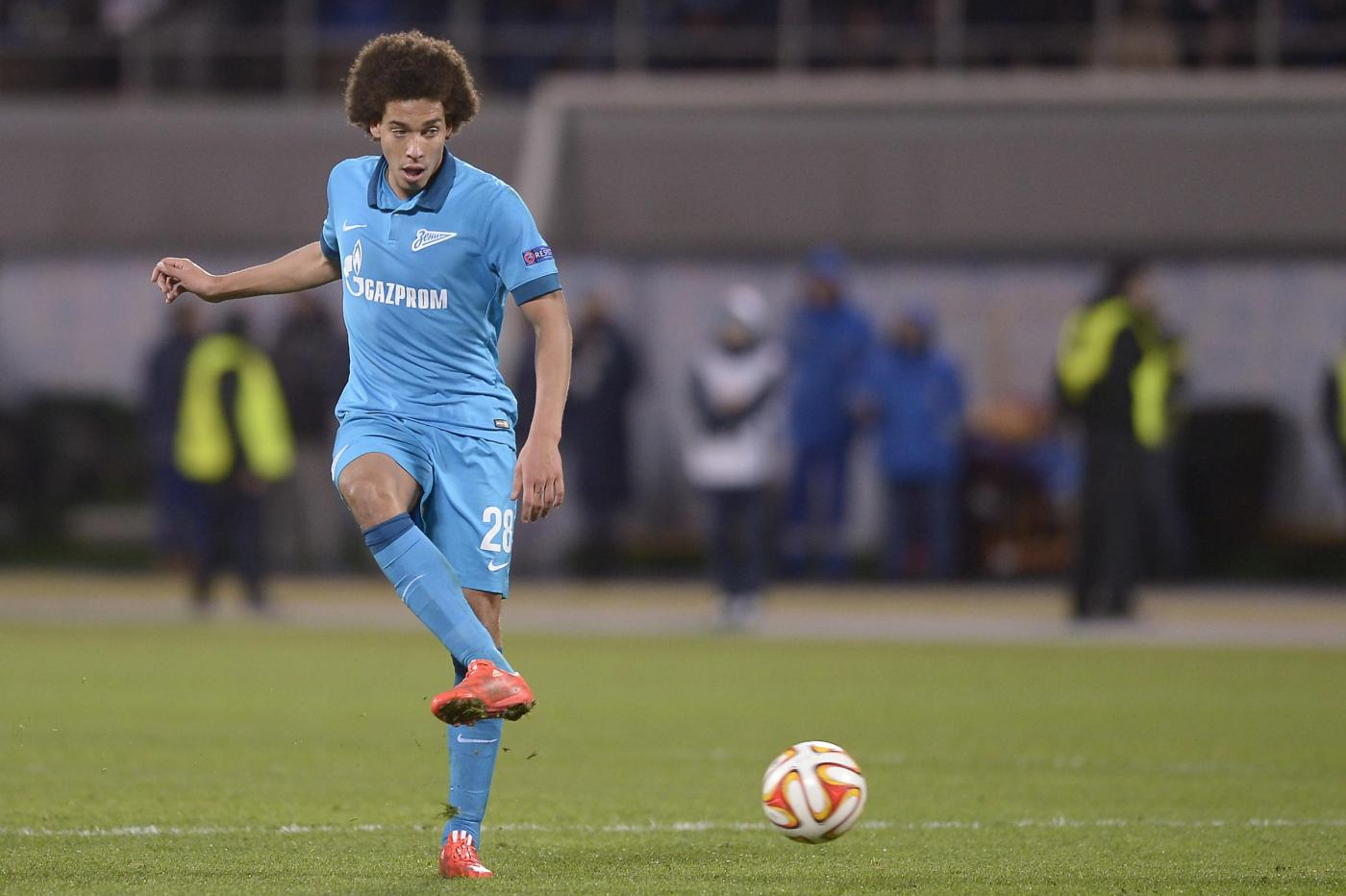 Witsel: grazie Juve, ma vado in Cina