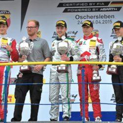 Formula 4: Mick Schumacher nono all'esordio a Oschersleben