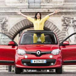 Renault, per l'estate si punta su gamma Twingo Openair