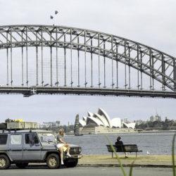 2002: Otto in Sydney, Australien2002: Otto in Sydney, Australia