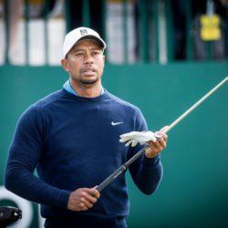 Tiger Woods agli Open Championship, Hoylake