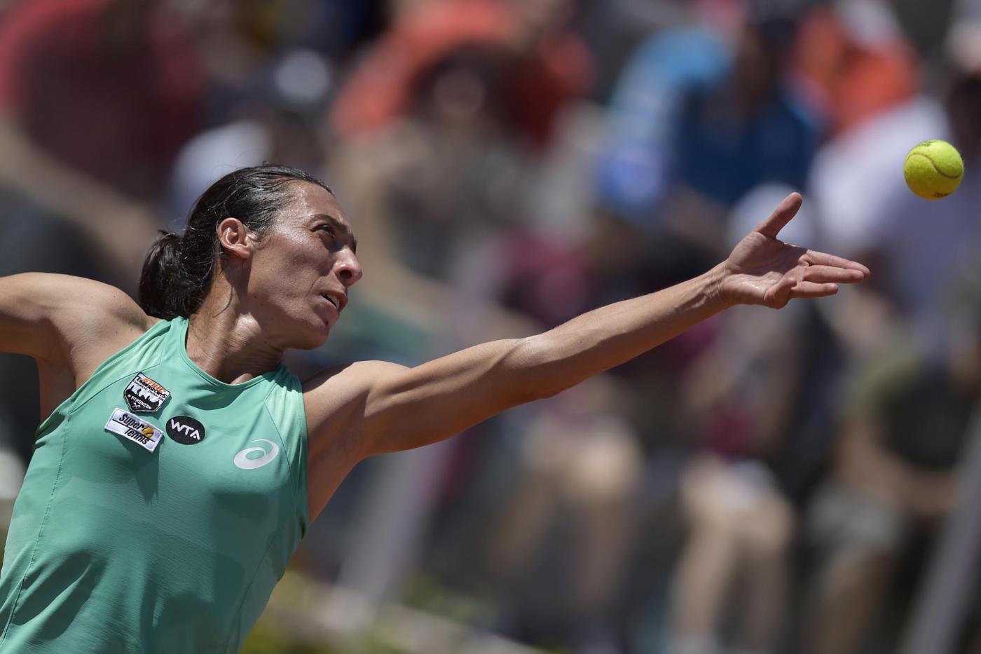 Tennis-Rio Open: Francesca Schiavone è in semifinale, Cindy Burger stesa in tre setFotoGallery