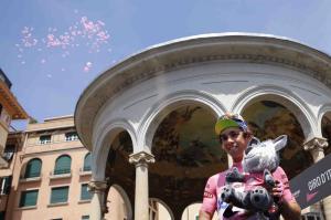 Giro d'Italia 2015 - 98a edizione - Tappa 3 - da Rapallo a Sestri Levante