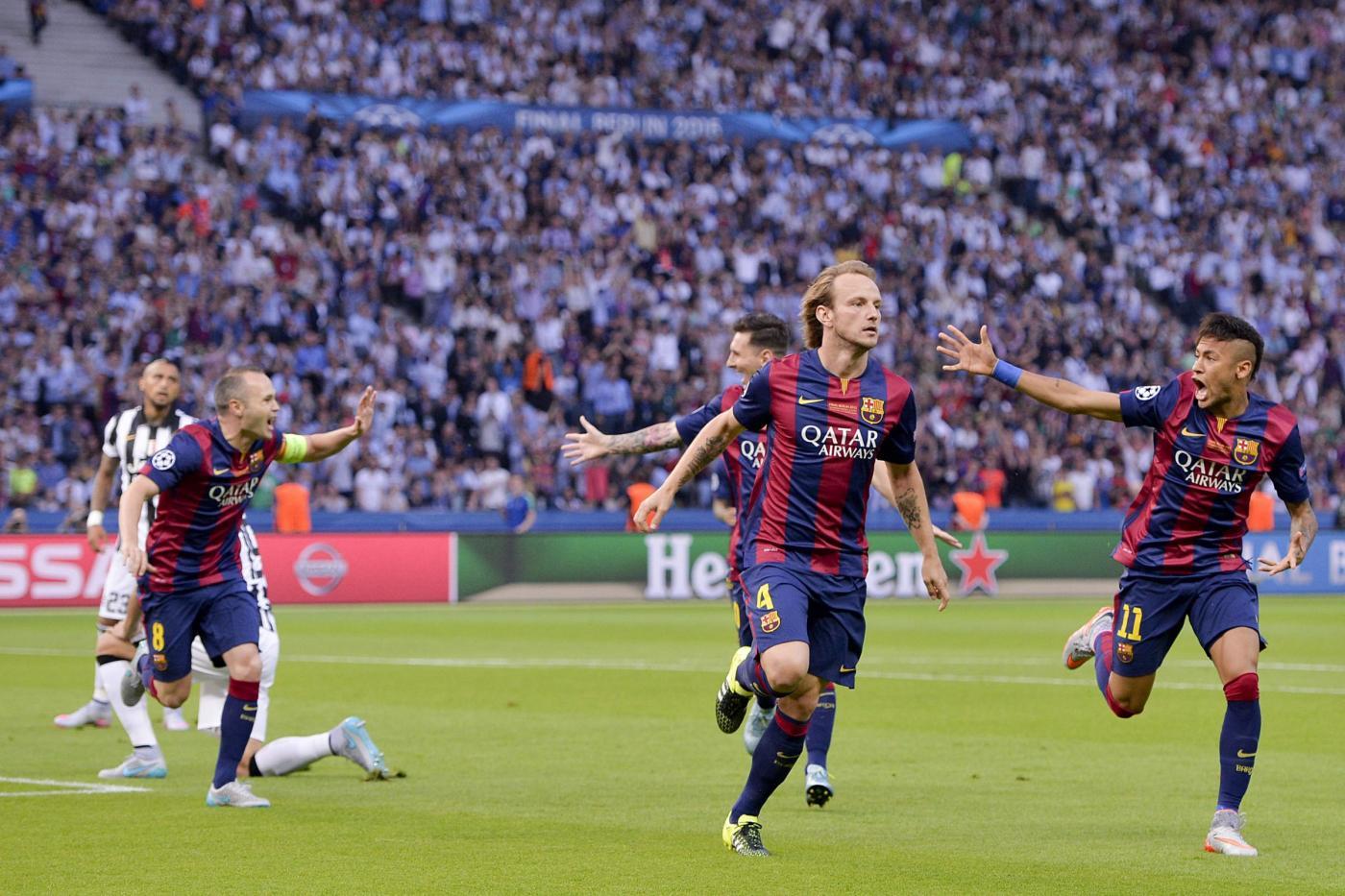 Calciomercato Juventus, al lavoro per Gomes del Barcellona