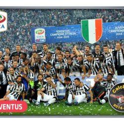 Panini.Calciatori2014-15.FilmdelCampionato.Juventus