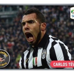 Panini.Calciatori2014-15.FilmdelCampionato.Tevez