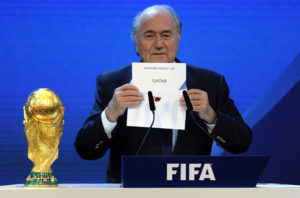 FIFA WCup Bids Investigation