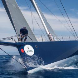 MAGIC CARPET CUBED, Group 0 (IRC >18.05mt), Sail n: GBR1001, Owner: SIR LINDSAY OWEN-JONES