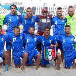 italia beach soccer
