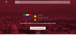 ryder cup roma