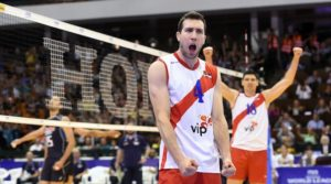 volley serbia