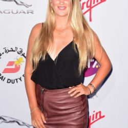 Victoria Azarenka attending the WTA Pre-Wimbledon Party at The Roof Gardens, Kensington, London. PRESS ASSOCIATION Photo. Picture date: Thursday June 25, 2015. See PA story SHOWBIZ Wimbledon. Photo credit should read: Dominic Lipinski/PA Wire