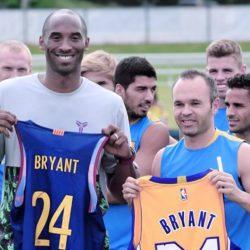 Kobe Bryant Barcellona