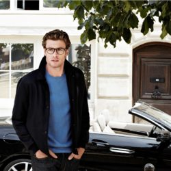 Mercedes-Benz Style Eyewear: Korrektionsfassung MBS 4016 Mercedes-Benz Style Eyewear: corrective glasses MBS 4016