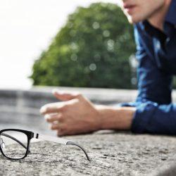 Mercedes-Benz Style Eyewear: Korrektionsfassung MBS 4017 Mercedes-Benz Style Eyewear: corrective glasses MBS 4017