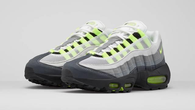 Tra moda e sport  le nuove Nike Air Max 95 OG b0bbc6b0cc3