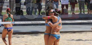 Roma, Smart Grande Slam di beach volley - Laura Giombini e Viktoria Orsi Toth