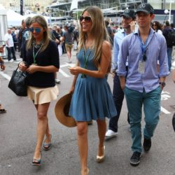 Photo4 / LaPresse25/05/2014 Monte Carlo, MonacoSport Grand Prix Formula One Monaco 2014In the pic: Vivian Sibold the girlfriend of Nico Rosberg (GER)