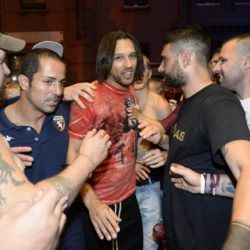 foto Fabio Ferrari - LaPresse 08/07/2015 Torino ( Italia )  sport Il Torino Fc si ritrova all'Hotel Boston di Torino in vista del ritiro estivo pre-campionato. nella foto:Amauri  photo Fabio Ferrari - LaPresse 08/07/2015  Turin ( Italy )  sport Torino Fc can be found at the Hotel Boston in Turin in view of the pre-season training camp. in the pic:Amauri