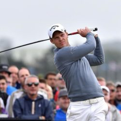 England's Danny Willett tees off during day four of The Open Championship 2015 at St Andrews, Fife. PRESS ASSOCIATION Photo. Picture date: Sunday July 19, 2015. See PA story GOLF Open. Photo credit should read: Owen Humphreys/PA Wire. RESTRICTIONS: Editorial use only - no commercial use. No onward sale. Still image use only. The Open Championship logo and clear link to The Open website (www.TheOpen.com) to be included on website publishing. Call +44 (0)1158 447447 for further info.