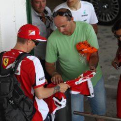 © Photo4 / LaPresse 23/07/2015 Budapest, Hungary Sport  Grand Prix Formula One Hungary 2015 In the pic: Kimi Raikkonen (FIN) Scuderia Ferrari SF15-T