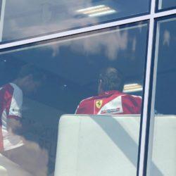 © Photo4 / LaPresse 23/07/2015 Budapest, Hungary Sport  Grand Prix Formula One Hungary 2015 In the pic: Sebastian Vettel (GER) Scuderia Ferrari SF15-T