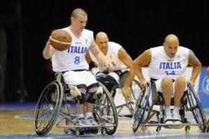 basketCarrozzina