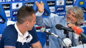 Sampdoria/Cassano - Presentazione