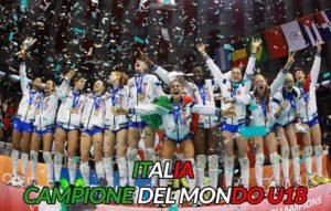 italia volley under 18