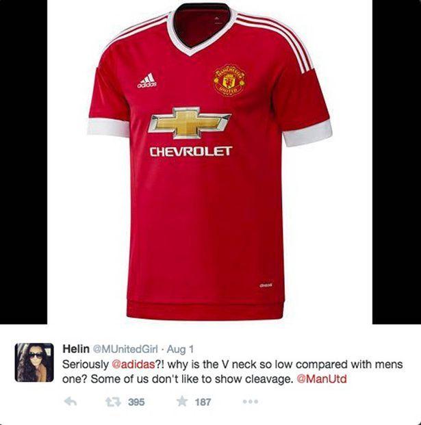 Seconda Maglia Manchester United merchandising