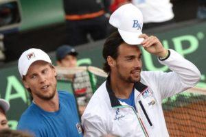 Tennis: Davis; Italia in semifinale dopo 16 anni