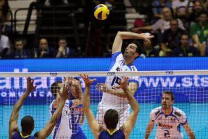 Italia vs Brasile - Pallavolo maschile World League