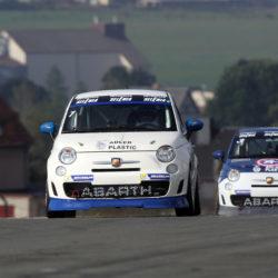 Trofeo Abarth Italia & Europa Sachsenring, Germany 29 - 30 Augus