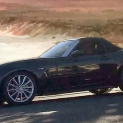 Fiat 124 spider spy photo (1)