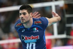 Europei Volley 2019 – Italia, infortunio per Filippo Lanza: