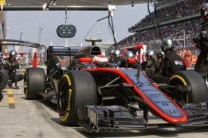 McLaren Formula uno