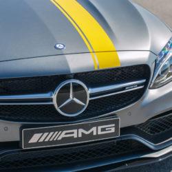 Mercedes-AMG C 63 Coupé Edition 1 (1)