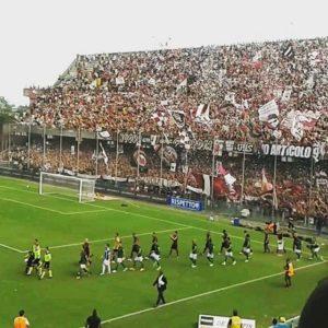 Salernitana Avellino 3-1 esordio serie B 6 settembre 2015 (5)