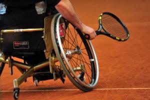 Tennis-in-carrozzina