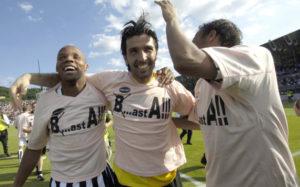 Serie B - Arezzo v Juventus
