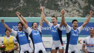canottaggio italia mondiali 2015 oro 4 (1)