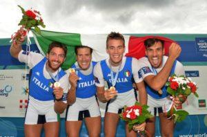 canottaggio italia mondiali 2015 oro 4 (2)