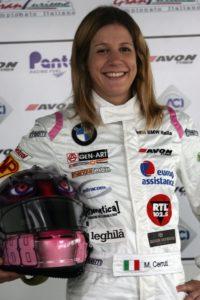 Michela Cerruti (Roal Motorsport, BMW Z4-GT3 #34)